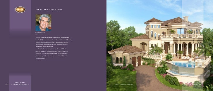 R&R PLANNING AND DESIGN                            Dave Jenkins                        P R I N C I PA L                   ...