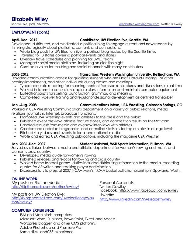 resume with security clearance listed 28 images dean m