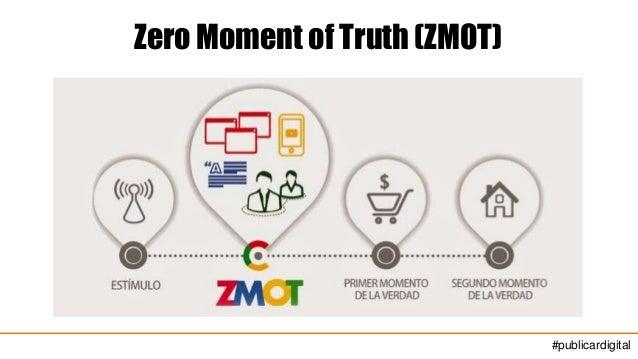 Zero Moment of Truth (ZMOT) #publicardigital