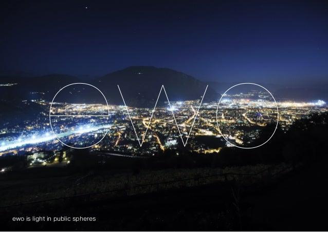 2. ewo is light in public spheres ... & Ewo company presentation 2016_en azcodes.com