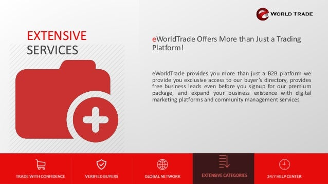 Diytrade global b2b trading platform