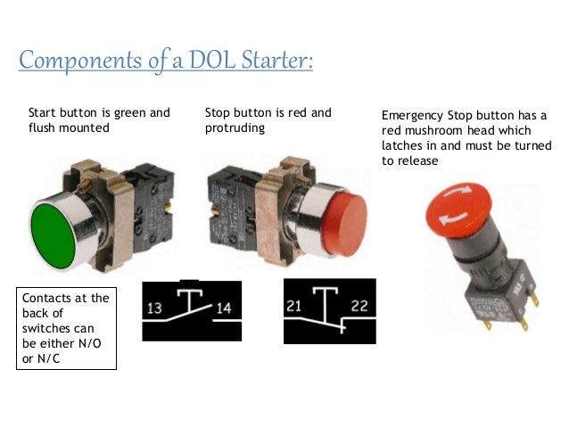 Starters Of Induction Motor And Protection Equipment
