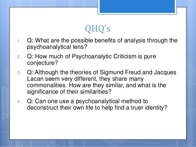 jacques lacans theory of the mirror stage applied in literary analysis Lacan, jacques symbol and language  neither could the full implications of lacanian analysis within media theory,  the mirror stage and the symbolic order.