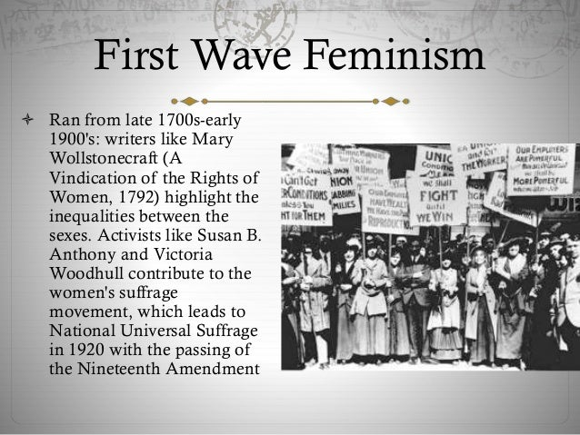 List of feminist literature