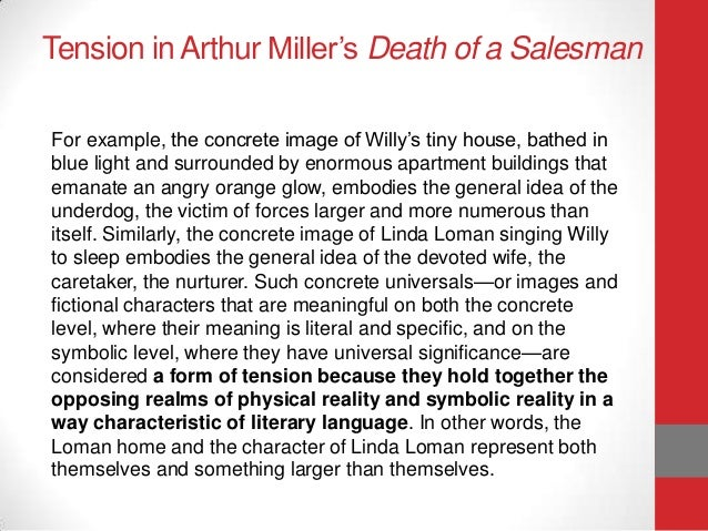 Death Of A Salesman Essays (Examples)
