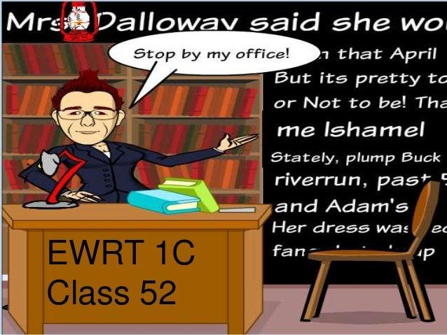 + EWRT 1C Class 52