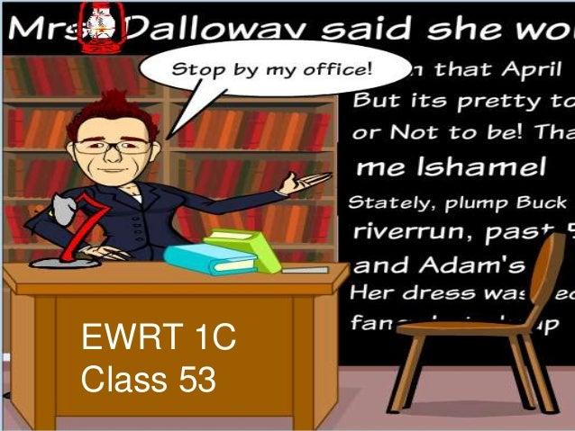 EWRT 1C Class 53