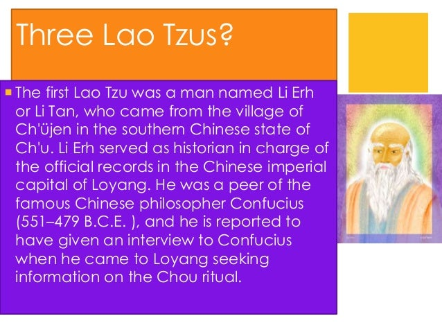 confucius taoism essay Lao tzu illustrates the meaning of life through dao which literally means the way it is based on the individual to move connectively in the eternal flow of life  that define the basis of taoism taoism is believed that everything happens naturally in the world, thus human behavior is in correspondence of its' nature.