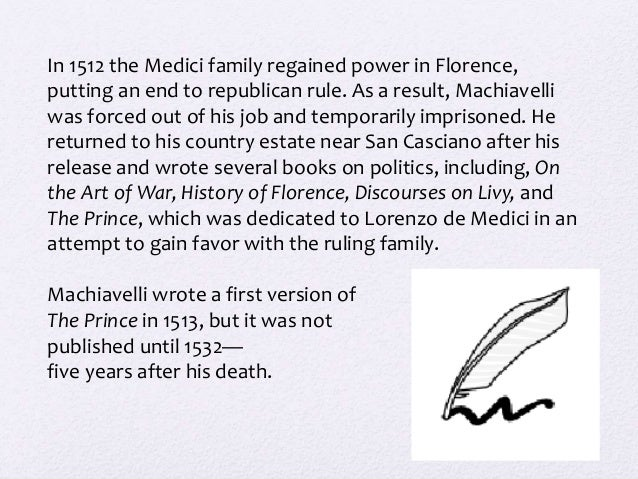 Characteristics of a Machiavellian Leader