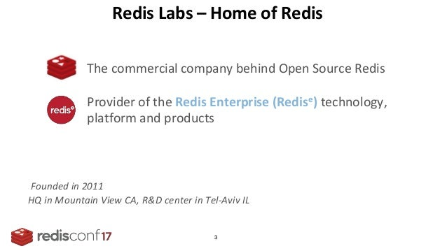 RedisConf17 - Redis Labs - Implementing Real-time Machine Learning with Redis-ML Slide 3