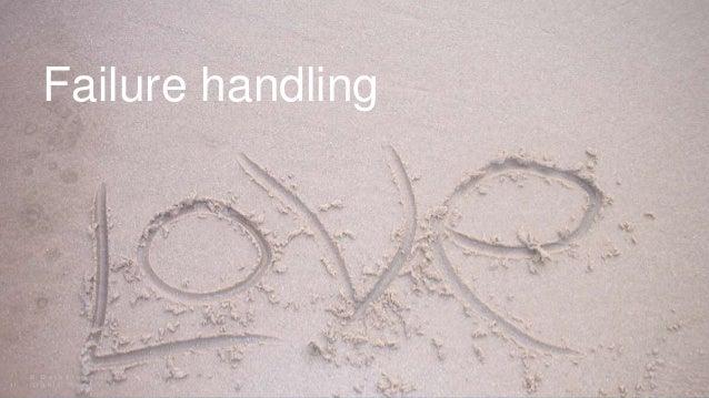 Failure handling © D a t a S t a x , A l l R i g h t s R e s e r v e d .11