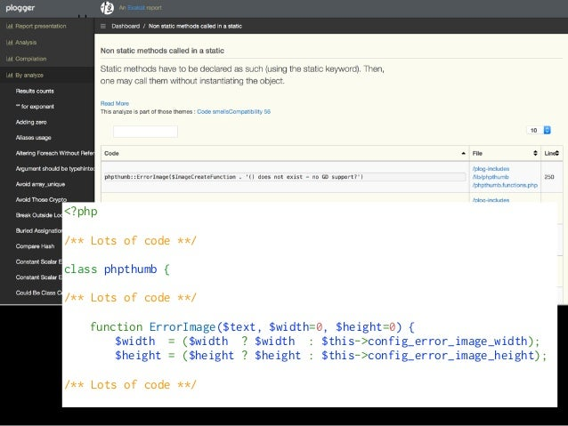 <?php /** Lots of code **/ class phpthumb { /** Lots of code **/ function ErrorImage($text, $width=0, $height=0) { $width ...