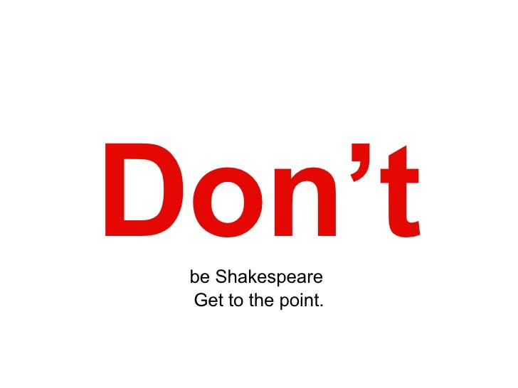 Shakespeare – Relevance in the 21st Century
