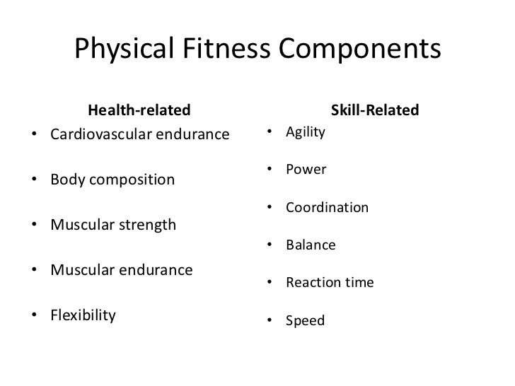 an overview of strength power aerobic endurance speed muscular endurance flexibility and body compos Introduction to sport physiology  strength power, power endurance speed  maximum strength speed endurance speed aerobic stamina.