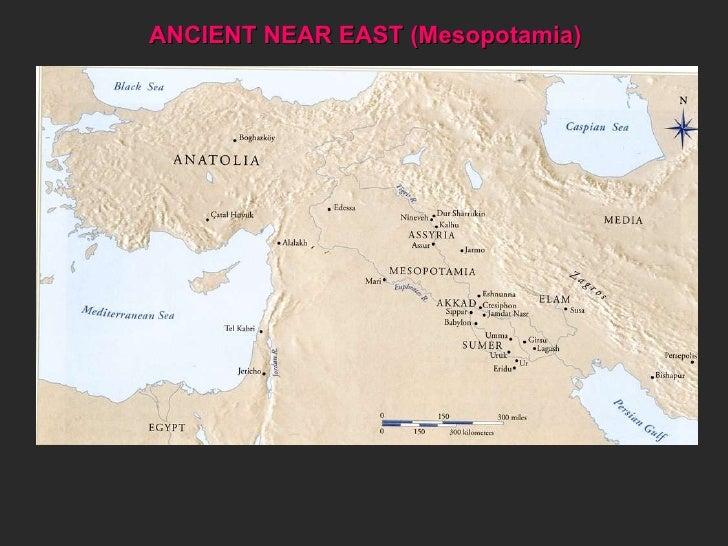 ANCIENT NEAR EAST (Mesopotamia)