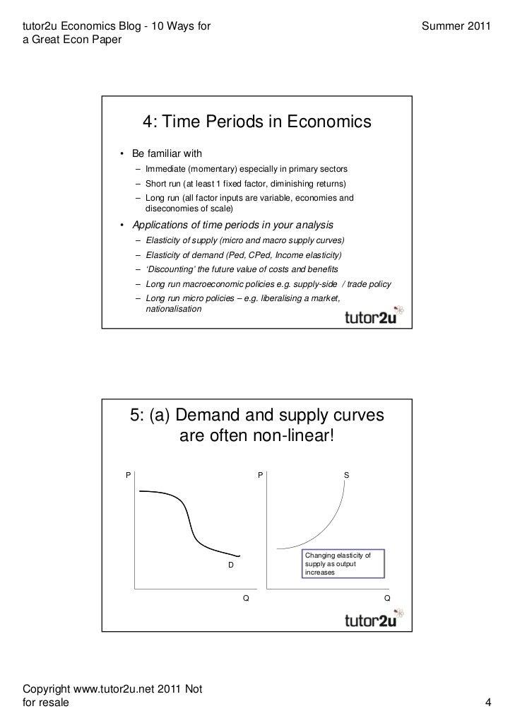 Keynesian vs Supply-Side?
