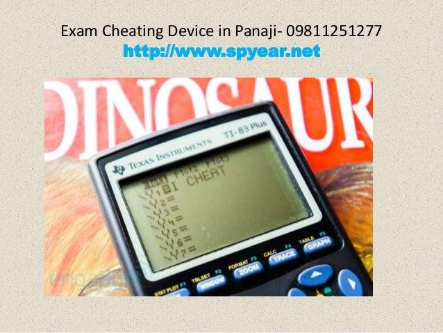 Exam Cheating Device in Panaji- 09811251277 http://www.spyear.net