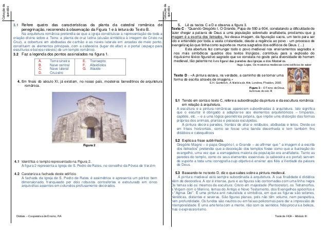Exame mod 3  2 taar - proposta de correção Slide 2