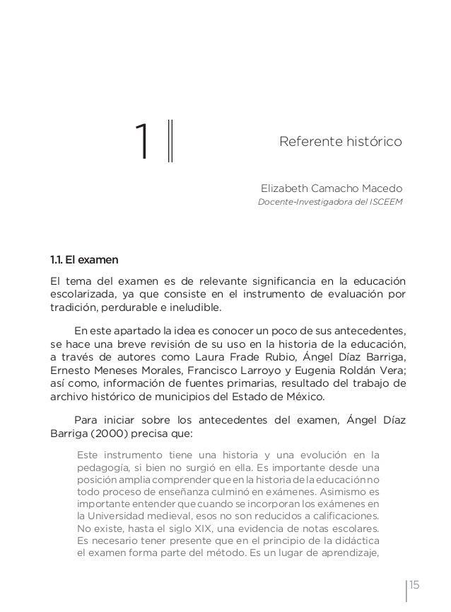 18 Examen de preguntas abiertas Orientaciones para su elaboración Acuerdo 696 de la SEP relación de columnas, llenado de e...