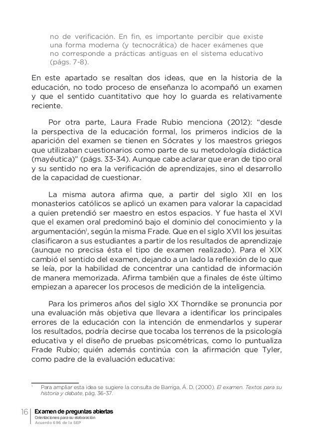 19Referente histórico Elizabeth Camacho Macedo admitidos, aunque sus saberes no fueran producto de la asistencia a las esc...