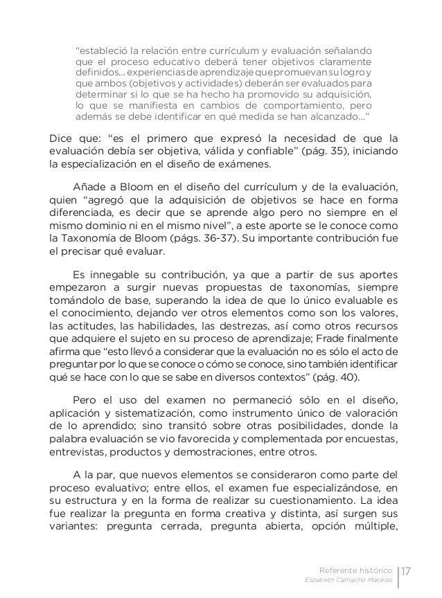 20 Examen de preguntas abiertas Orientaciones para su elaboración Acuerdo 696 de la SEP materias según su categoría (prime...