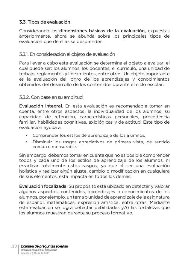 45Dimensiones y tipos de evaluación José Blas Mejía Mata al Consejo Escolar y viceversa. Evaluadores y evaluados intercamb...