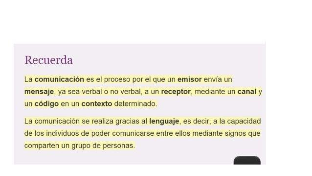 2.Comunicación verbal