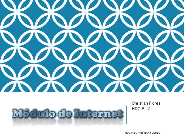 Christian Flores HDC P-12  HDC P-2 CHRISTIAN FLORES