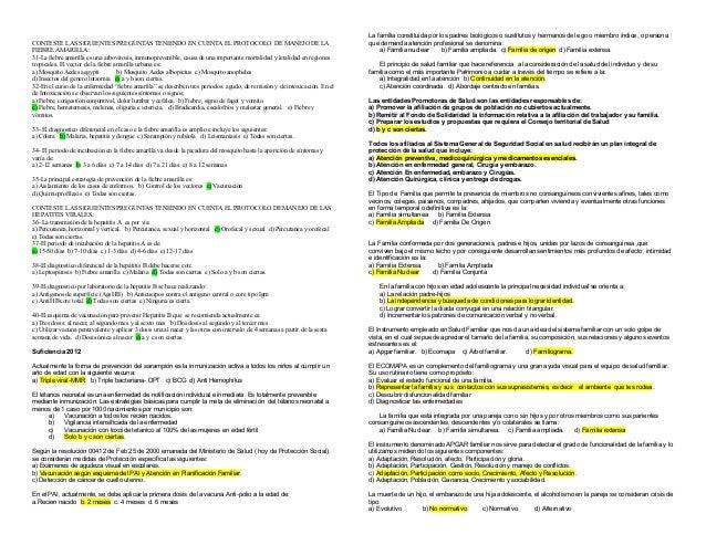 Examen de suficiencia academica segunda vuelta tarde organizado - Preguntas examen manipulador de alimentos ...