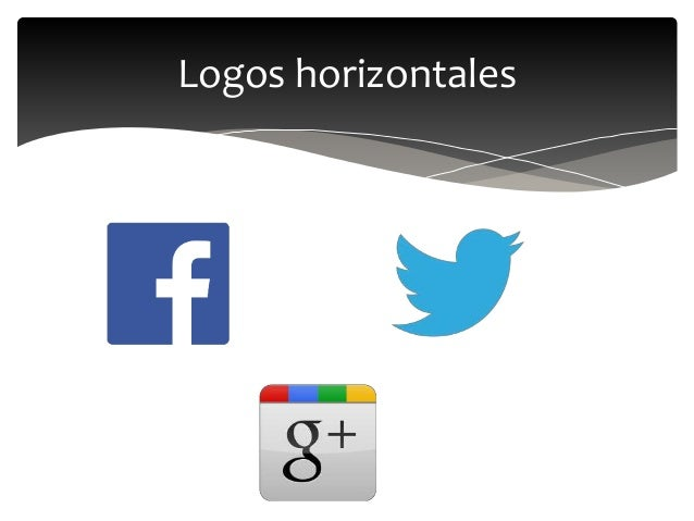 Logos horizontales