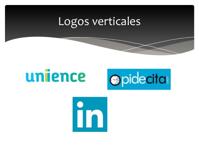 Logos verticales