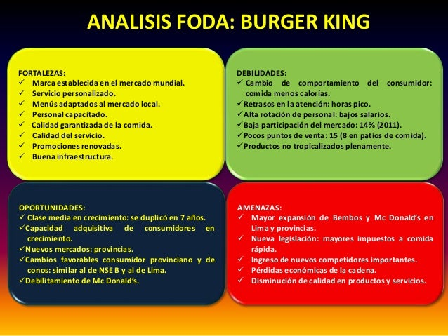 burger king marketing mix Management, marketing & business administration 2/29/2016  like most fast  food companies, burger king practices franchising franchising can be defined.