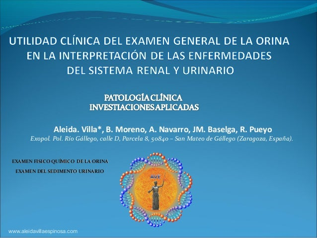 Examen General De La Orina Examen F 237 Sico Qu 237 Mico