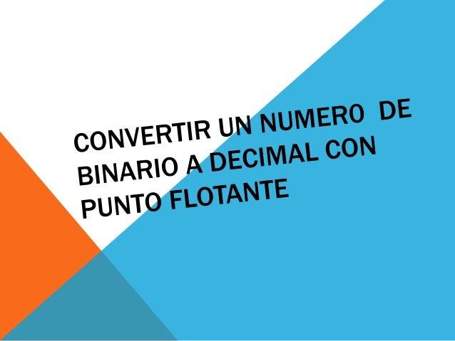 NECESITAMOS SABER QUE SON LAS POTENCIAS DE 2 ? El número 2 es la base del sistema binario. Las potencias de dos son los nú...