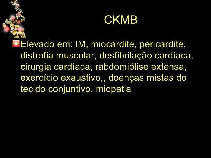 Exame ckmb