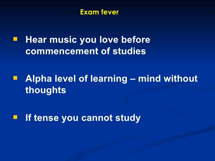 essay examination fever Fever in children is a common concern for parents and one of the most   however, clinical examination, prudent utilization of laboratory tests,.