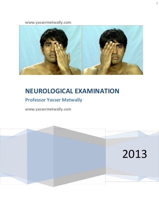 Pnp Neuro Examination Guide