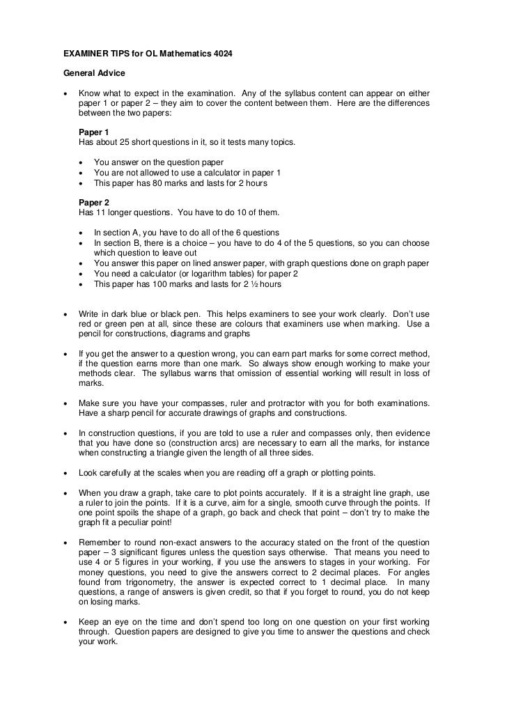 A l general english past papers free download