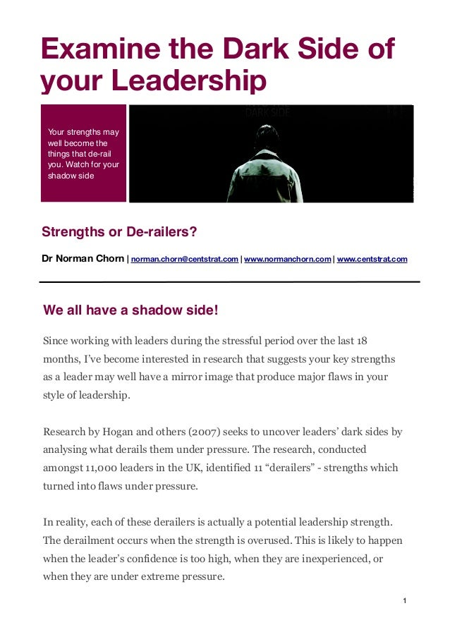 """Part of the """"Living Organisation"""" s  We all have a shadow side! Since working with leaders during the stressful period ov..."""