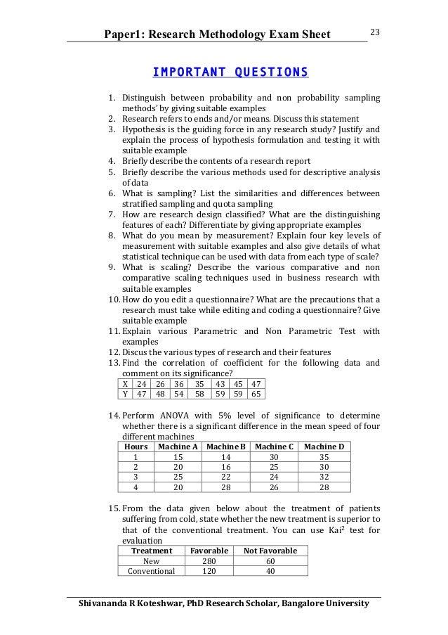 Vtu phd coursework question paper