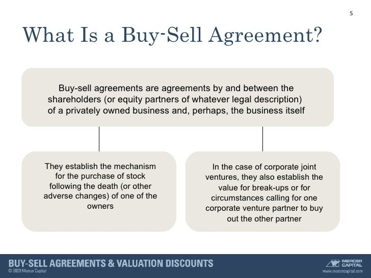 Excellent buy sell agreements templates gallery resume ideas sell agreements example slides platinumwayz
