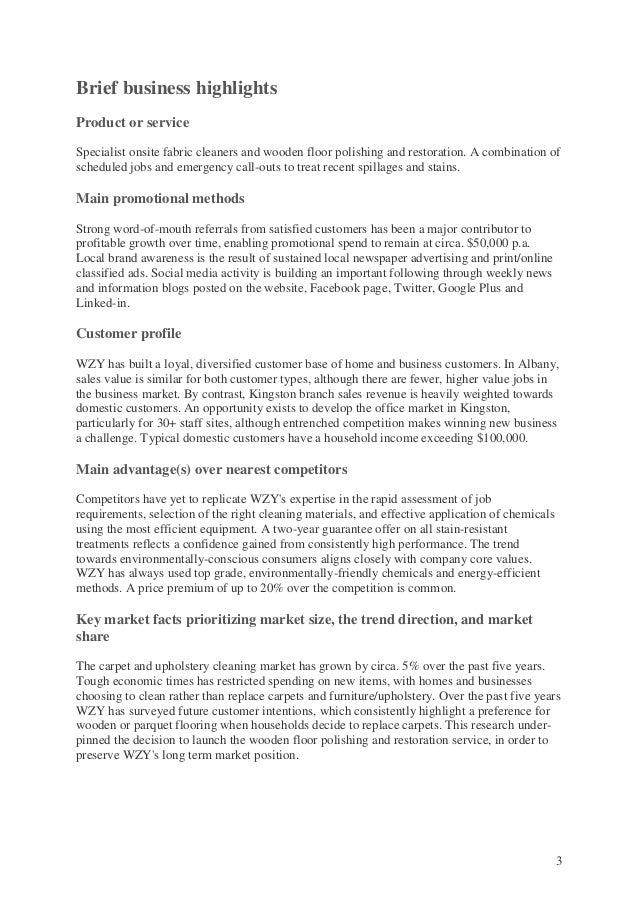 Sample Sales Memorandum Document