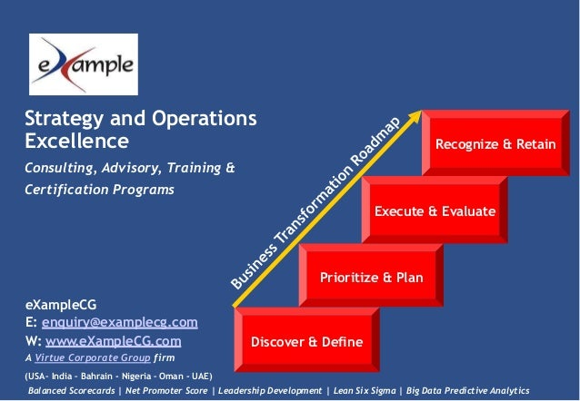1 define operational excellence how can information Some definitions define operational intelligence an event-centric approach to it is an operational excellence software platform which uses artificial.
