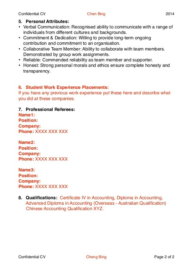 School Leaver Resume Examples Full Size Of Cover Lettershould My