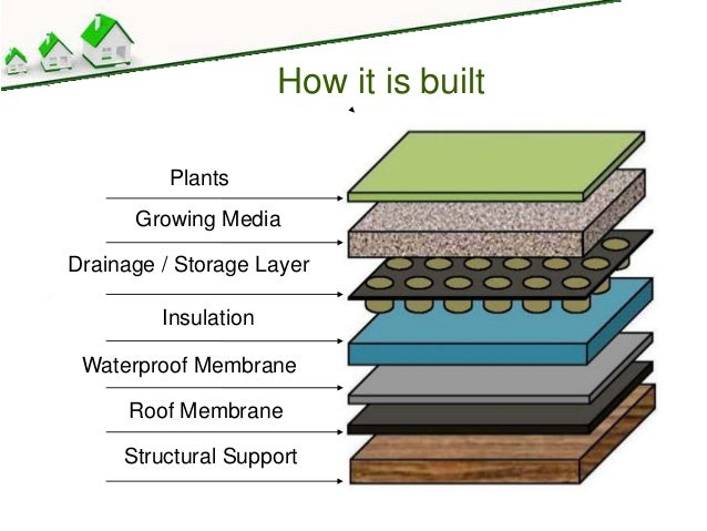 Example For Green Roof Buildings