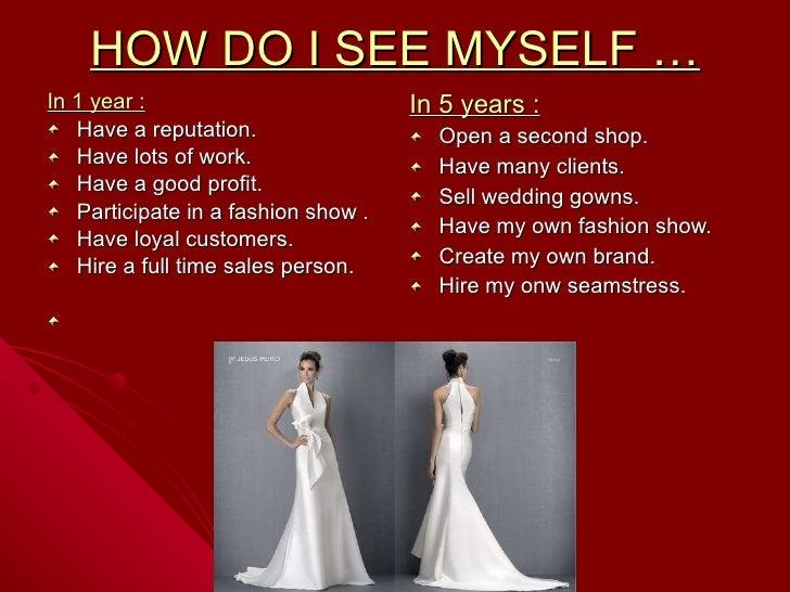 dress business plan