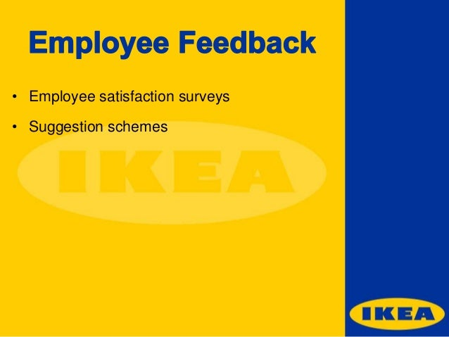 Example of HRM Strategy - IKEA
