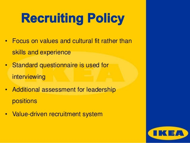 role of culture and ikea Business and management studies essays - organisational structure, culture,  of wednesbury ikea  certain groups of people have a certain role in the business .