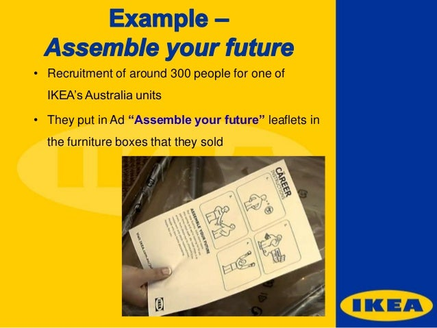 ikea and human resource practices in Ikea's race to the bottom  izmir and bursa—for a report on ikea's practices in turkey commissioned by  will likely conclude that management must improve specific human resource .