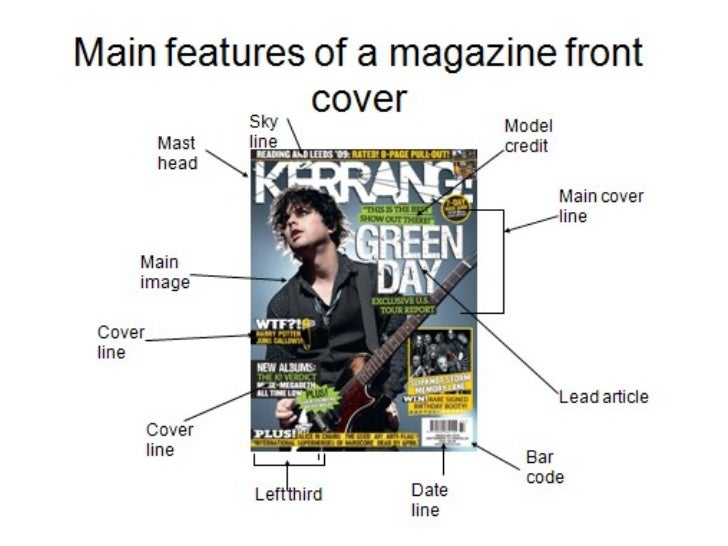 Example of music magazine analysis for Examples of house music